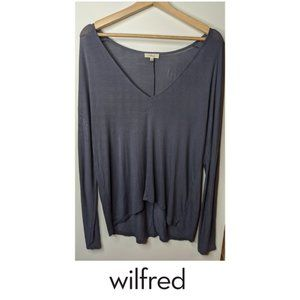 Aritzia Wilfred | Fragon V Neck top
